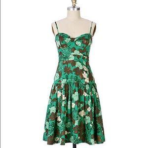 Anthropologie Foothills Dress